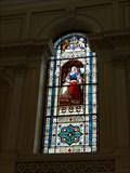 Image for Queen Victoria Leadlight Window - Parliament House - 1865 - Brisbane - QLD - Australia