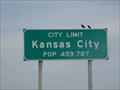 Image for Kansas City, MO - Population 459,787