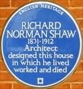 Image for Richard Norman Shaw - Ellerdale Road, Hampstead, London, UK
