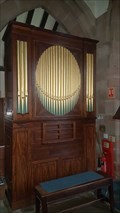 Image for Church Organ - St Nicholas - South Kilworth, Leicestershire