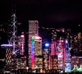 Image for Largest Permanent Light and Sound Show - Victoria Harbour, Hong Kong