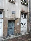 Image for Maison 9 rue des Petits-Degrés, 1 rue Boursaint - Saint-Malo, France