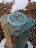Image for Wallace Mausoleum Sundial - Toledo Memorial and Mausoleum Park - Sylvania,Ohio