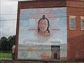 Image for Native American depiction, Mt Gilead, NC