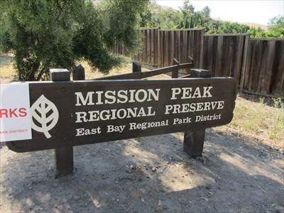 Fremont Mission Peak Regional Preserve