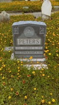 Image for George A. Peters - Old City Cemetery, Galveston, TX