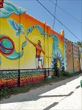 Image for Art Alley Mural - Clifton, TX
