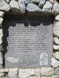 Image for Mormon Battalion Monument - Columbia, CA