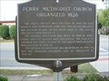 Image for Perry Methodist Church Organized 1826-UMC-Houston Co