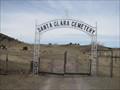 Image for Santa Clara Cemetery - Wagon Mound, New Mexico