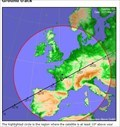 Image for ISS Sighting Point 2 - A Valenzá, Barbadás, Ourense, España - Tours, France