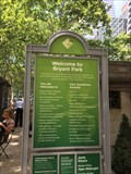 Image for Bryant Park - New York, NY
