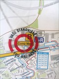 Image for You Are Here - Cerny Most Prague Metro station, Czech Republic