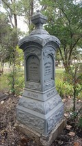 Image for Thomas B. Alford & Rosa Irene Mulkey - IOOF Cemetery - Lakeview, OR