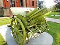 Image for 1916 German Field Cannon (LEFT) - Wetaskiwin, AB