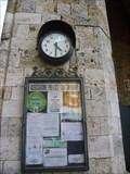 Image for Loggia del Comune Clock - San Gimignano, Italy