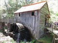 Image for Cable Mill - Water Wheel -  Cades Cove, Tennessee, USA.