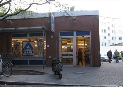 aldi markt bl cherstra e hamburg altona germany aldi stores on. Black Bedroom Furniture Sets. Home Design Ideas