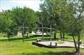 Image for The Crucifixion Set - 1st UMC Presbyterian Church - Montgomery City, MO