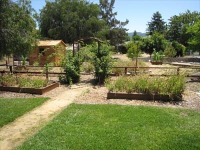 Science Garden, Almaden Country School, San Jose, California