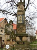 Image for World War Memorial - Vykan, Czech Republic