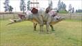 Image for Stegosaurus and Spinosaurus - Armstrong, BC