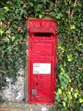 Image for Victorian Wall Post Box - Edburton, nr. Henfield, Sussex, UK