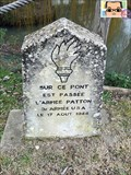 Image for Borne Patton [Boigny-sur-Bionne]