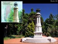Image for Columna meteorologica / Meteorological colum - Botanical garden (Buenos Aires)