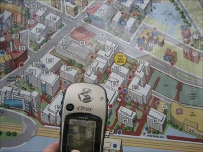 Krentzman Quadrangle Northeastern University Campus Map - Boston, MA ...