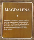 Image for Magdalena - Magdalena, New Mexico