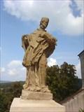 Image for Socha sv. Jana Nepomuckého - Veverí, Brno, Czech Republic