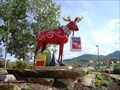 Image for Stanley the Moose - Tanger Outlet Stores - Park City, Utah