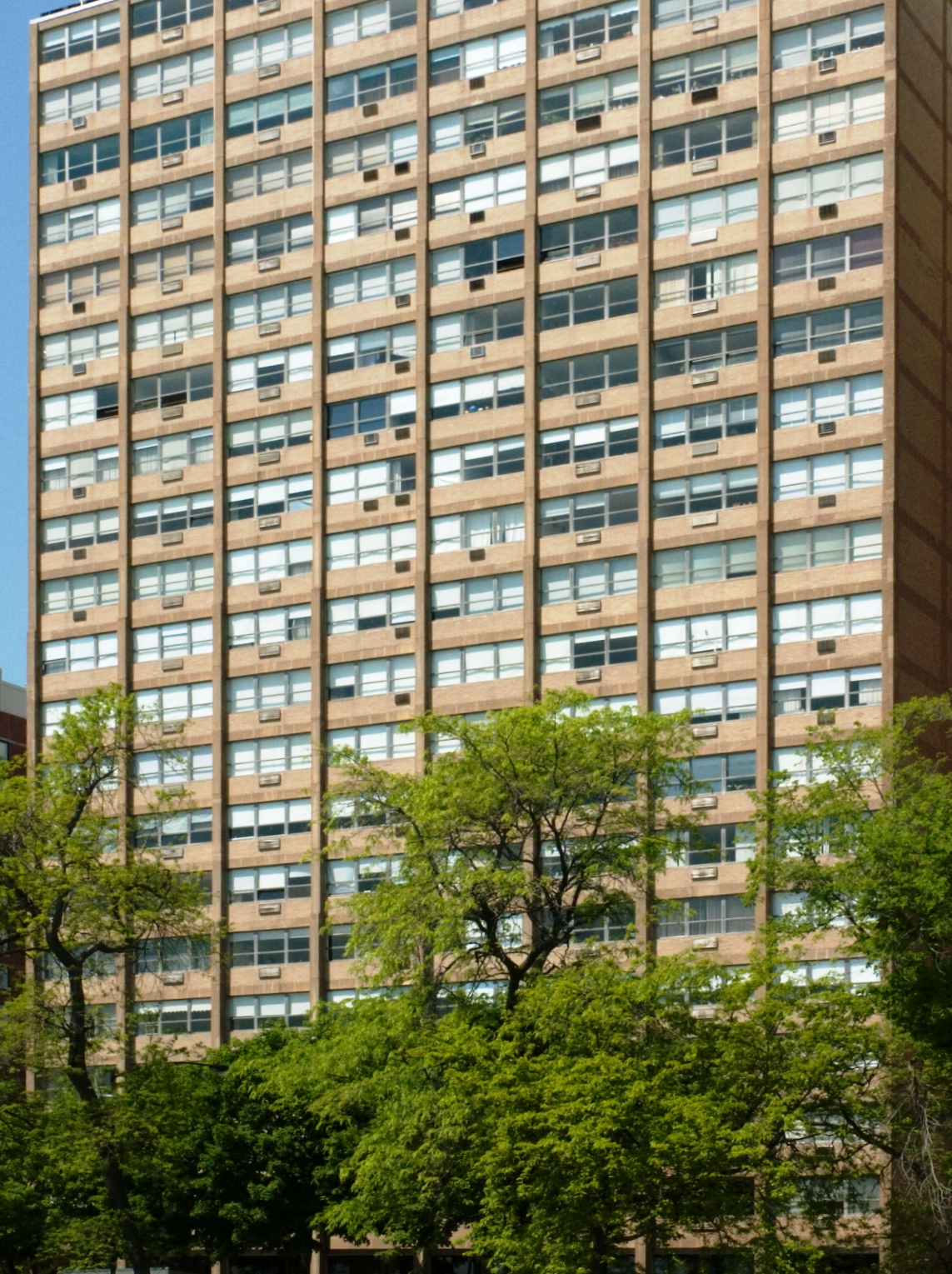 Ludwig Mies Van Der Rohe Promontory Apartments Chicago Il Usa Image
