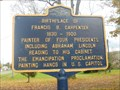 Image for Birthplace of Francis B. Carpenter - Homer, NY