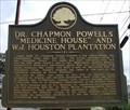 "Image for Dr. Chapmon Powell's ""Medicine House"" and W.J. Houston Plantation - DeKalb Co., GA"