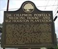 "Image for Dr. Chapmon Powell's ""Medicine House"" and W.J. Houston Plantation - DeKalb Co., GA"