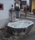 Image for Octagonal Fountain Zeiningerstrasse - Maisprach, BL, Switzerland