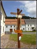 Image for Rozcestník (nám. Jana Karafiáta) - Jimramov, Czech Republic
