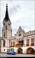 Image for Stará radnice / Old Town Hall - Trutnov (East Bohemia)