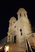 Image for Trinità dei Monti - Rome, italy