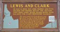 Image for Lewis and Clark Expedition on Camas Prairie