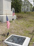 Image for Legend of the Buck Memorial - Bucksport, Maine