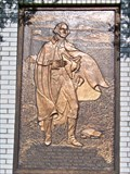 Image for George Washington Relief, Oakland Hills Cemetery, Novi, MI