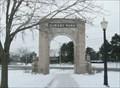 Image for Durant Park Arch - Lansing, Mi