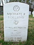 Image for Corporal Michael F. Folland - Richmond, VA