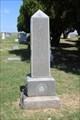 Image for White - Fairview Cemetery - Randlett, OK
