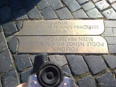 Prague Meridian (Czech Republic)
