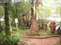 Image for Driving Creek Sculptured Garden, Coromandel, New Zealand