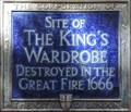 Image for The King's Wardrobe - Wardrobe Place, London, UK